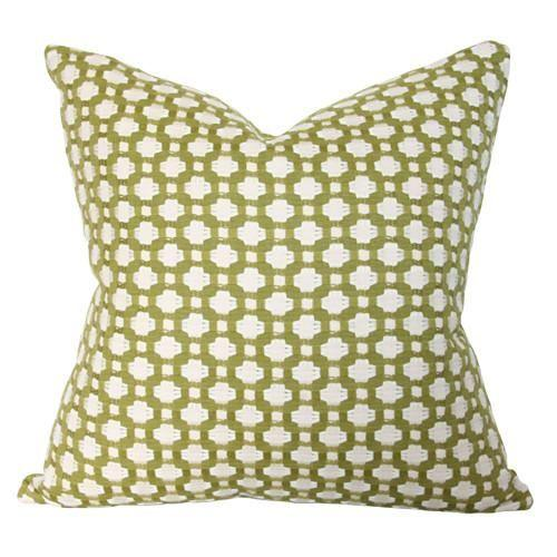 Betwixt Grass Custom Designer Pillow | Arianna Belle