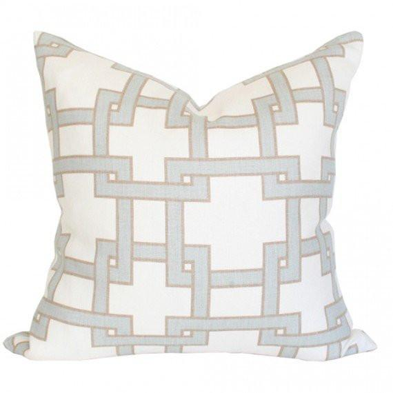 Citysquare Mistymorn Custom Designer Pillow | Arianna Belle