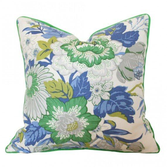 Eliza's Garden Chesapeake pillow