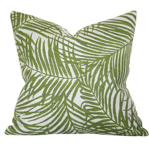 Heat Wave Palm Custom Designer Pillow | Arianna Belle