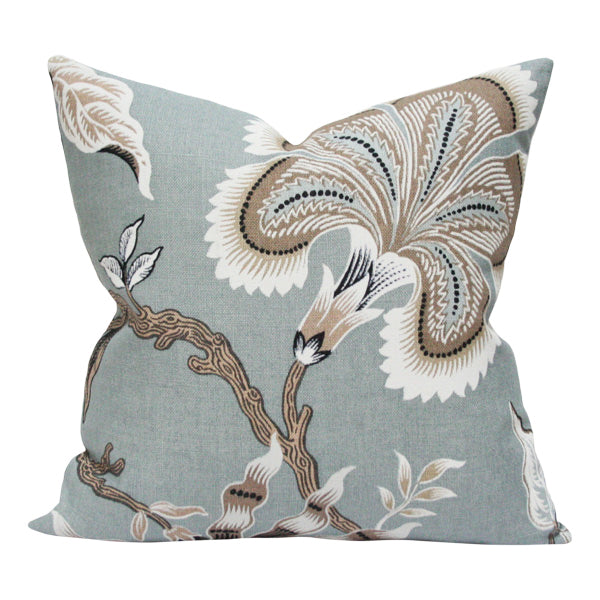 Hot House Mineral Custom Designer Pillow | Arianna Belle