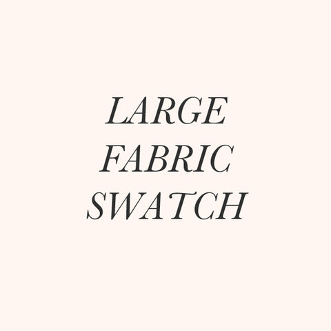 Large Fabric Swatch
