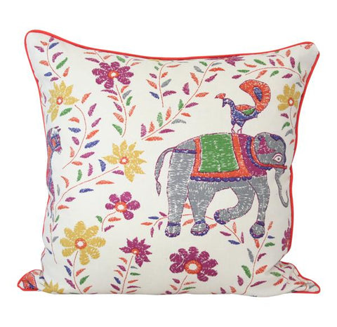 Mahout Multi Custom Designer Pillow | Arianna Belle