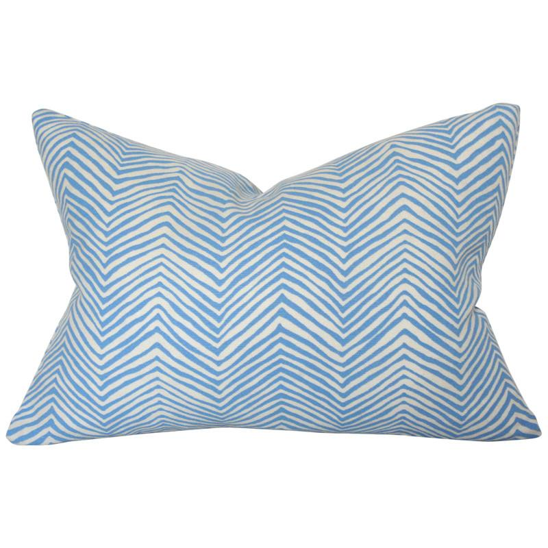 Petite Zig Zag French Blue (in stock)