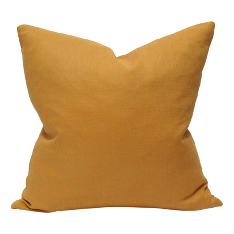 Sungold Solid Linen