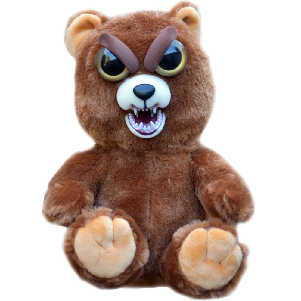 Sir Growls-A-Lot (Bear) Angry - Feisty Pets UK