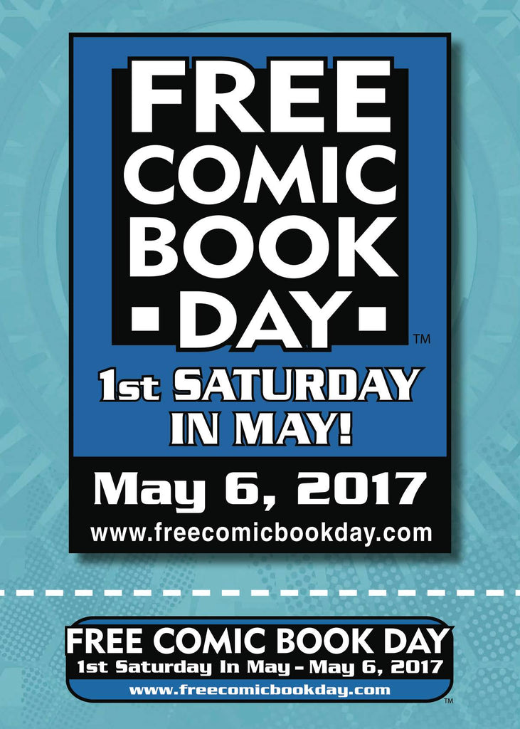 Free Comic Book Day & Signing!