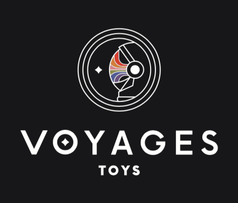 Voyages Toys New Branding!