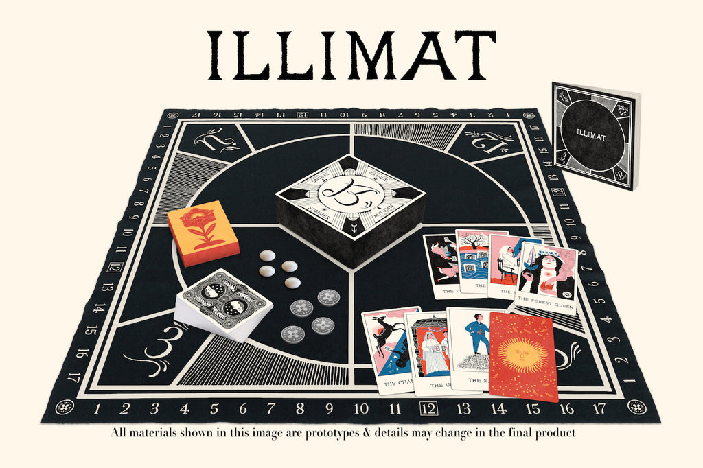 Illimat the Card Game!