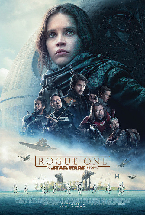 Star Wars Rogue One - Wow!