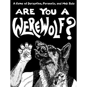 Are You a Werewolf