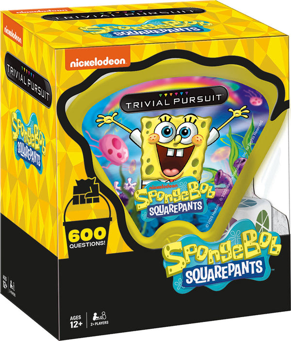 SpongeBob Trivial Pursuit