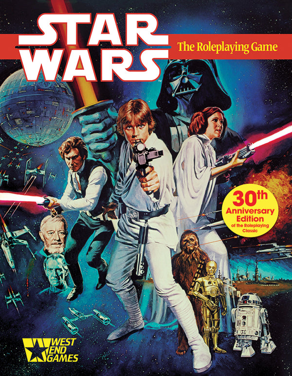 Star Wars RPG 30th Anniversary Edition