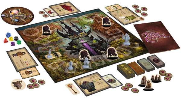 Dark Crystal Board Game