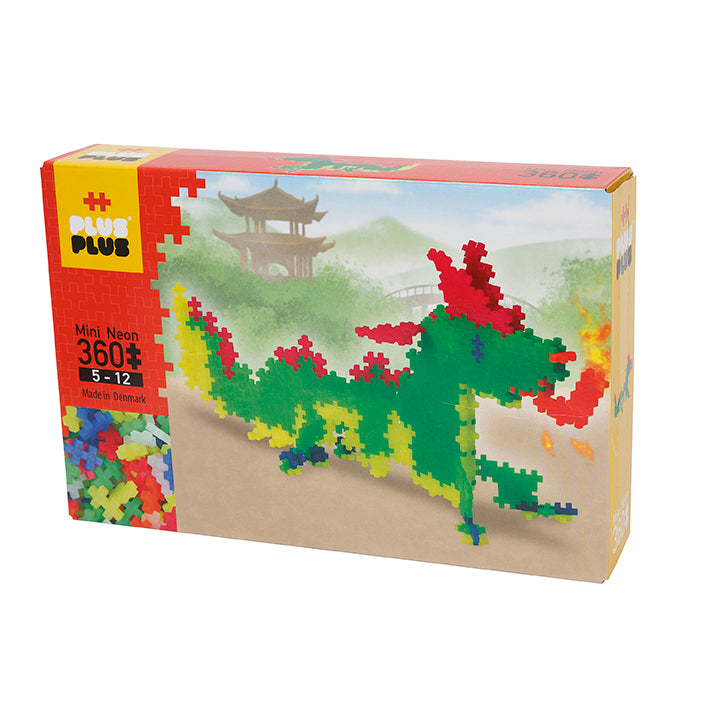 Plus Plus Box Set Dragon