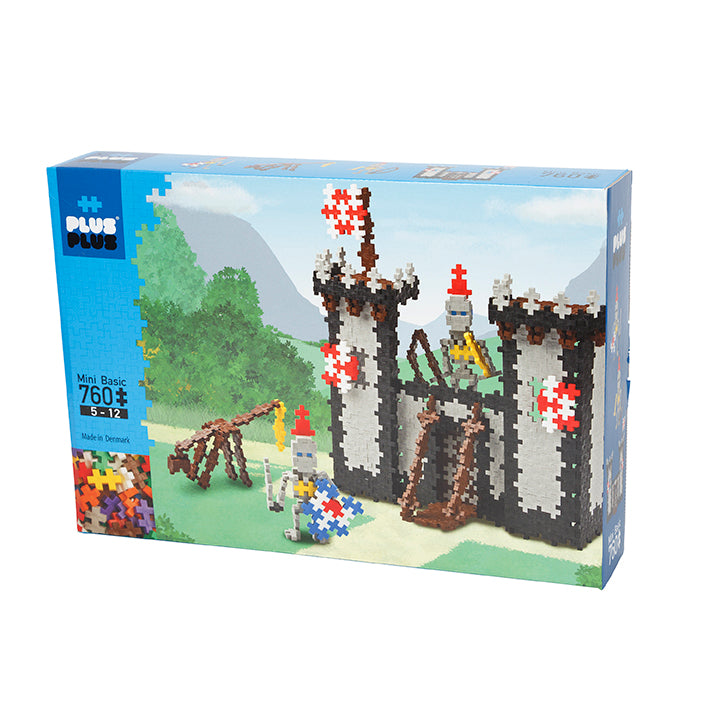 Plus Plus Box Set Knight Castle