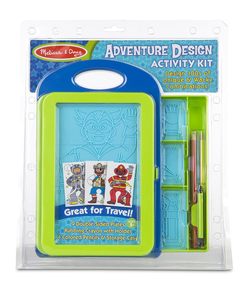 Adventure Design Activity Kit