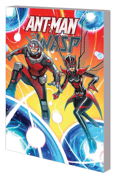 Ant Man and The Wasp TPB