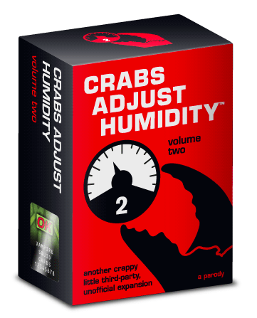 (CAH 2) CRABS ADJUST HUMIDITY - VOL 2