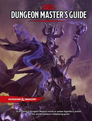 Dungeons and Dragons Dungeon Masters Guide (DnD)