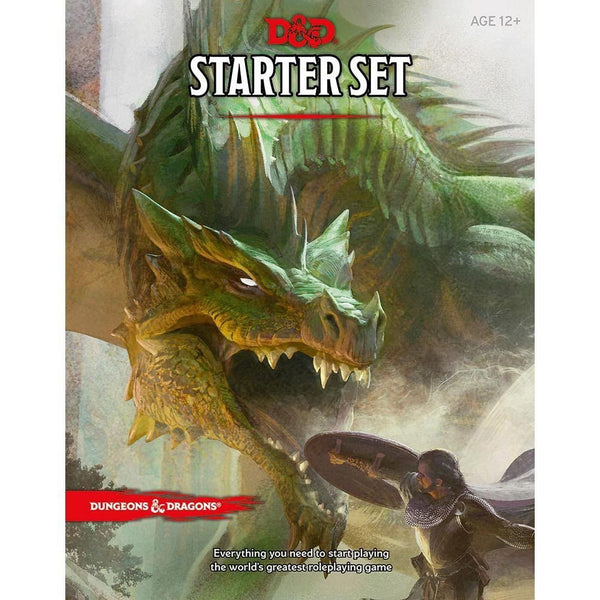 Dungeons and Dragons Starter Set (DnD)