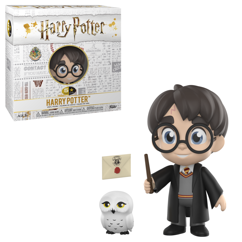 Funko Pop 5 Star Harry Potter