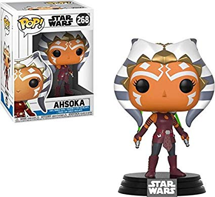 Funko Pop Ahsoka Clone Wars