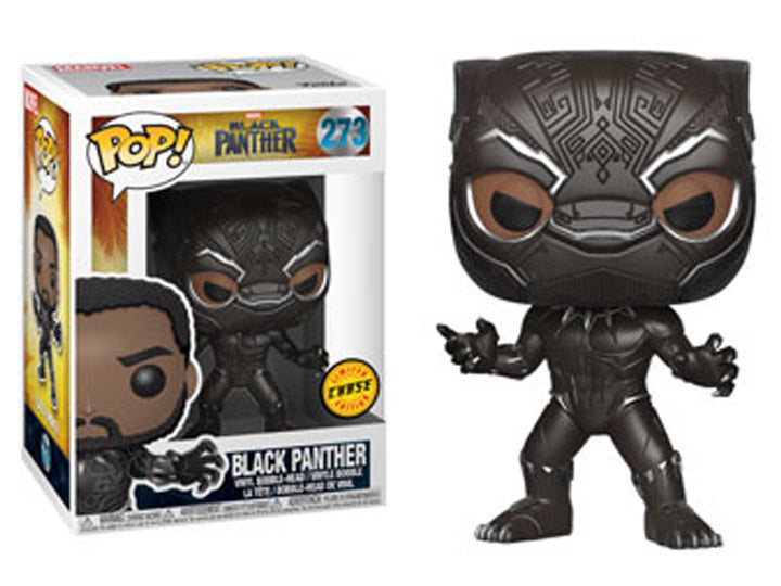 Funko Pop Black Panther Chase Variant