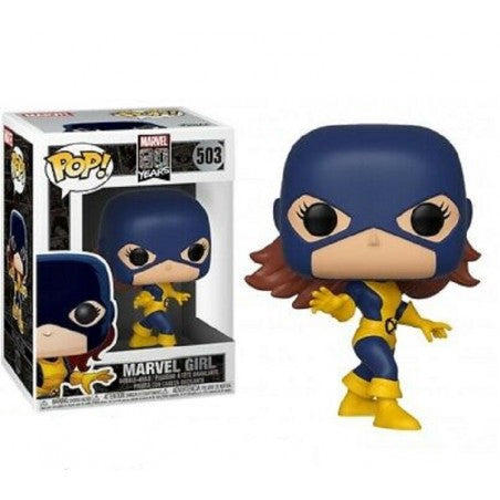 Funko Pop Marvel Girl XMen