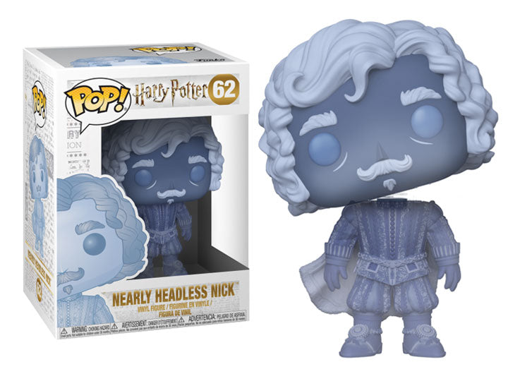 Funko Pop Nearly Headless Nick