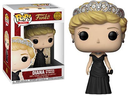 Funko Pop Princess Diana