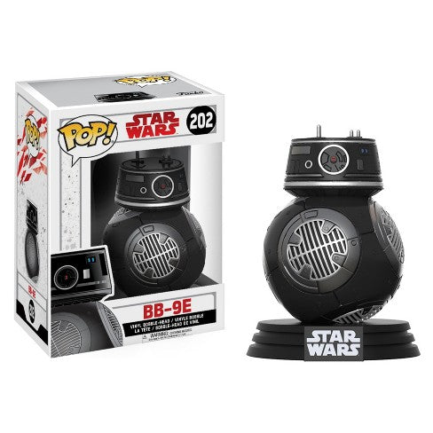 Funko Pop TLJ - First Order BB8 BB9E
