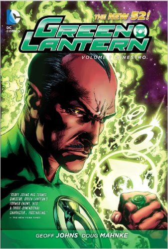 Green Lantern Vol 1 New 52 TPB