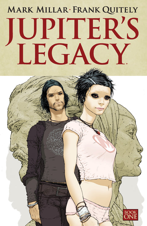Jupiters Legacy Vol 1 TPB