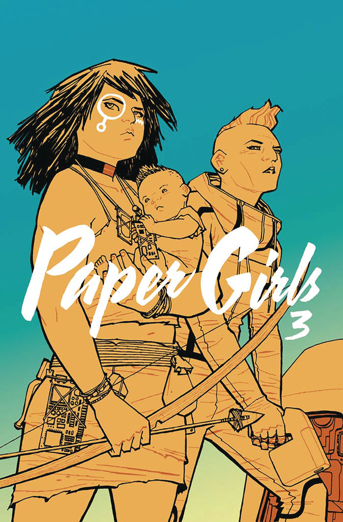 Paper Girls Vol 3 TPB