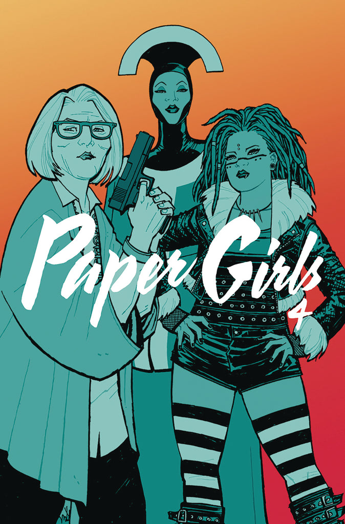Paper Girls Vol 4 TPB