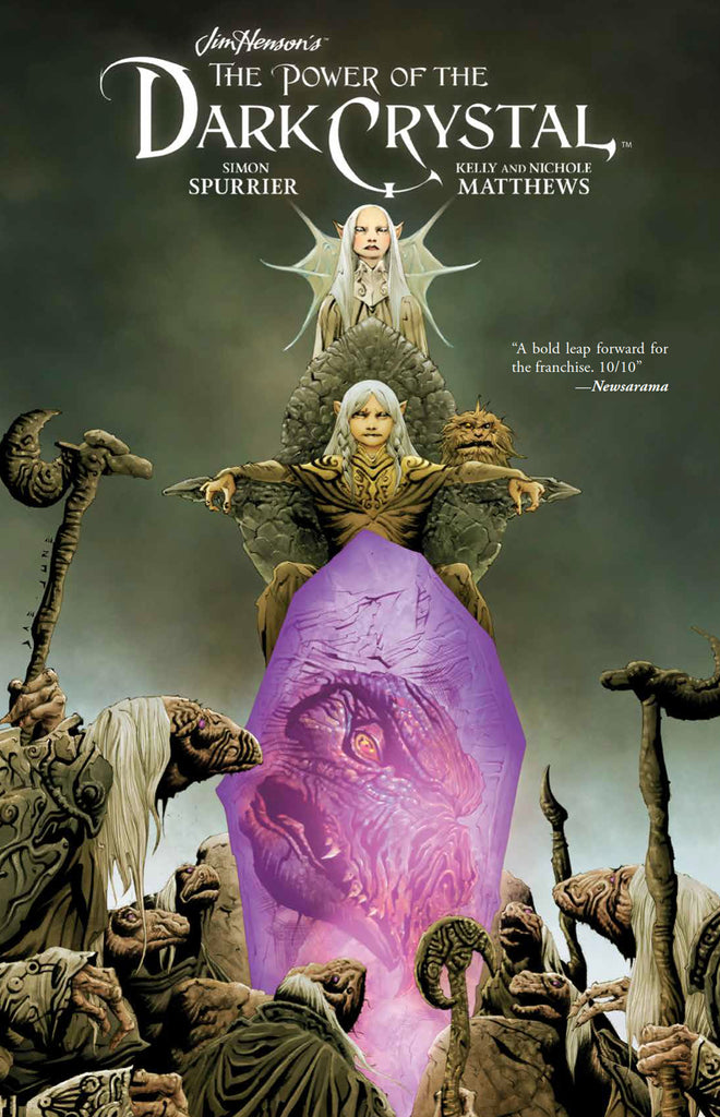 Power of the Dark Crystal Vol 1 TPB HC