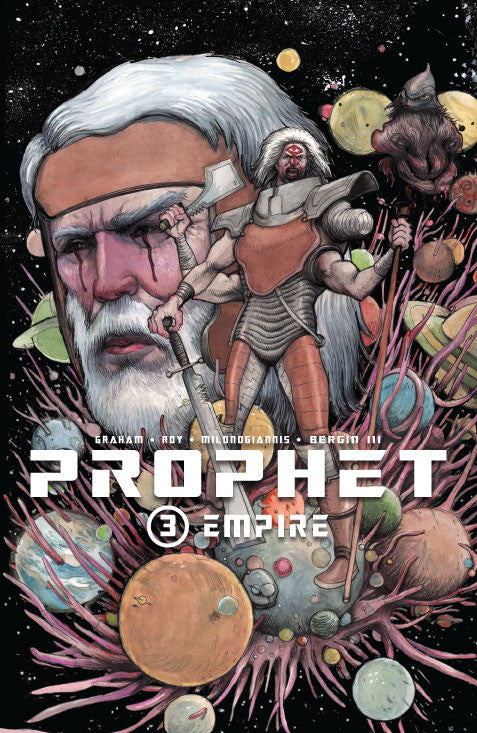 Prophet Vol 3, Empire