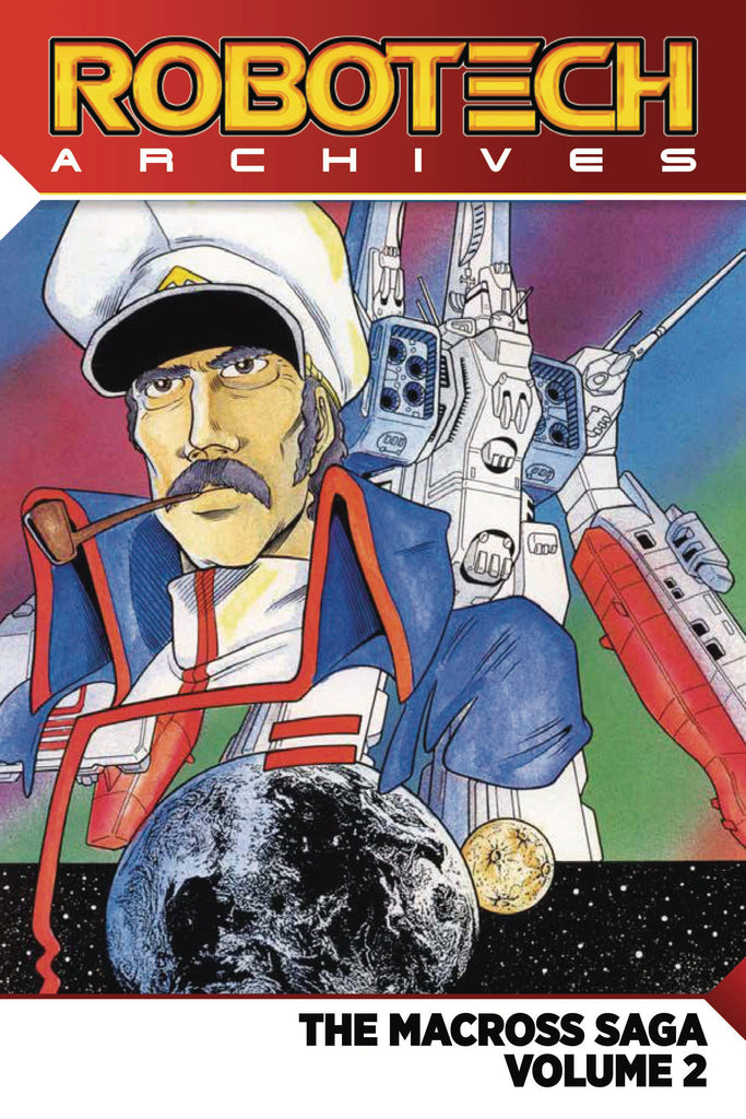 Robotech Archives Macross Saga Vol 2 TPB
