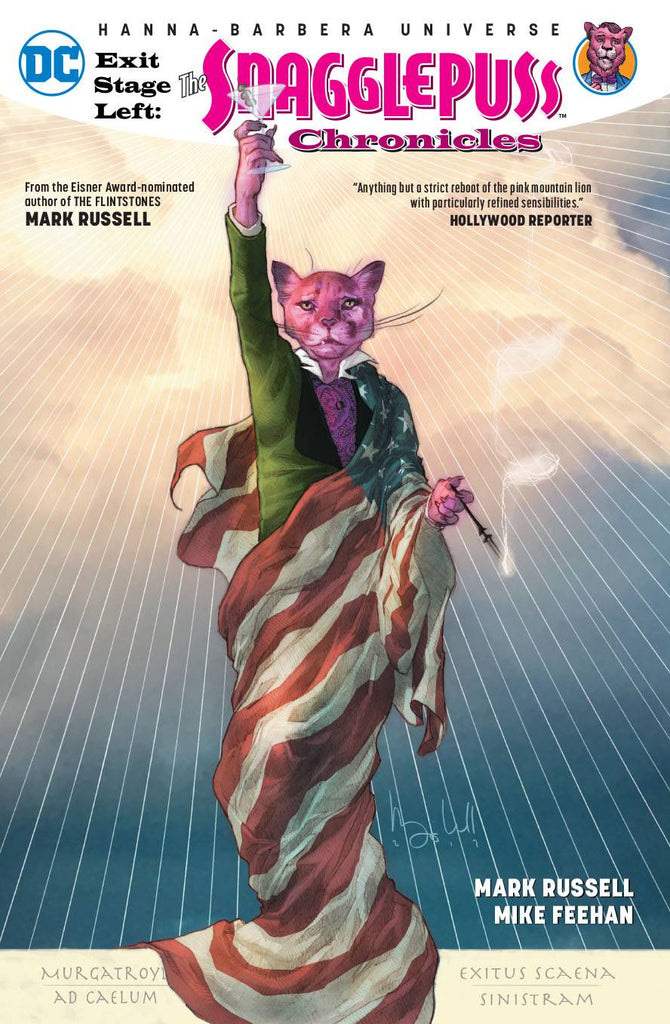 Exit Stage Left Snagglepuss Chronicles TPB