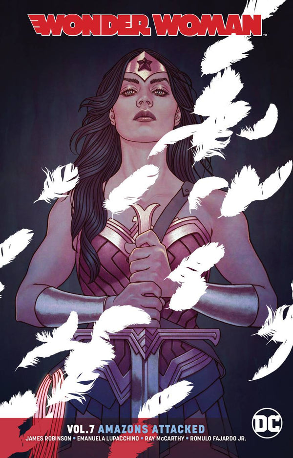 Wonder Woman Vol 7 TPB Rebirth