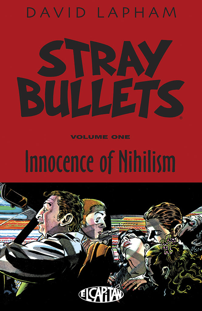Stray Bullets Vol 1 TPB