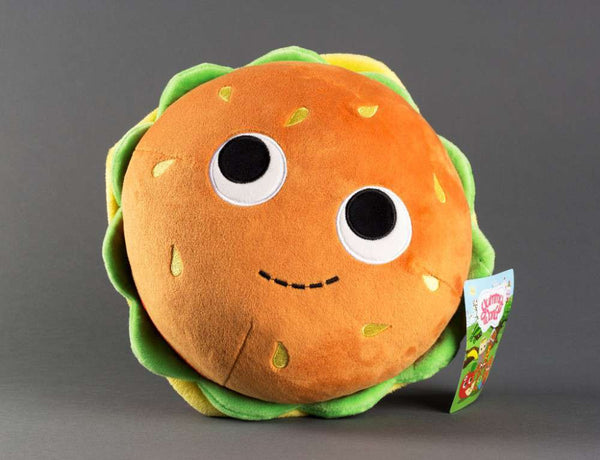 Yummy World Medium Bunford Burger Plush