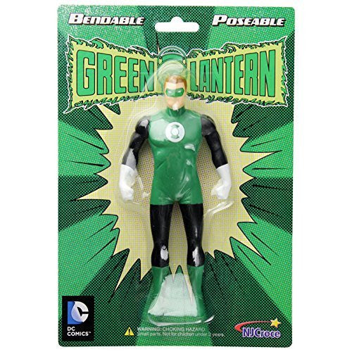 Green Lantern Bendable Figure