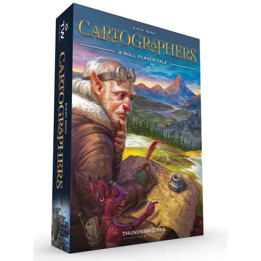 Cartographer A Roll Players Tale