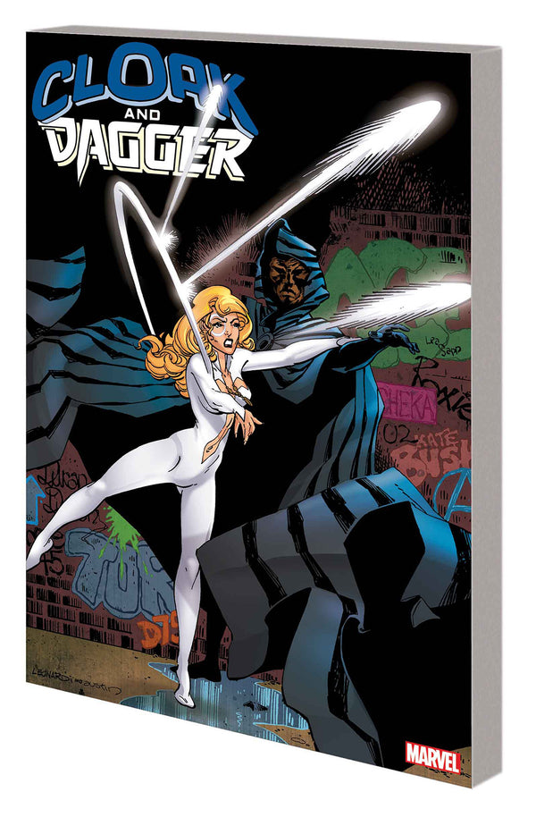 Cloak and Dagger Shadows and Light TPB