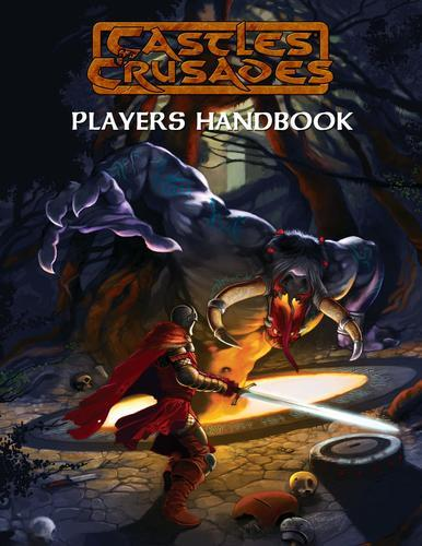 Castles and Crusades Players Handbook (CnC)