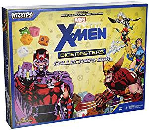 Dice Masters X-Men Collector's Box
