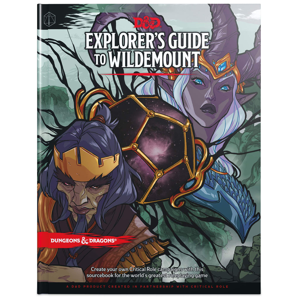 Dungeons and Dragons Explorer's Guide to Wildemount (DnD)