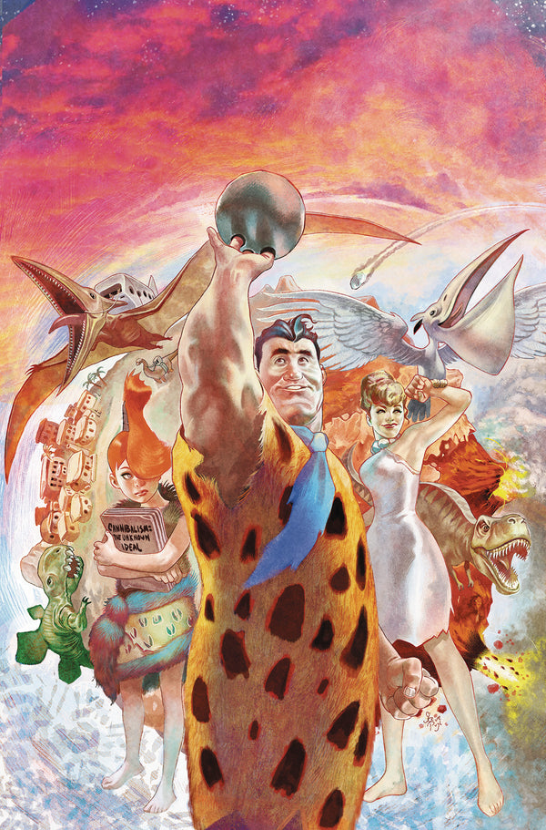 The Flintstones Vol 1 TPB